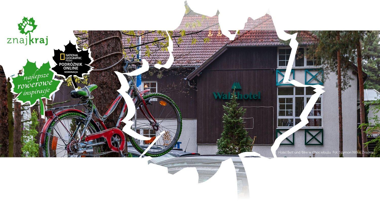 Hotel Bett und Bike w Chociebużu