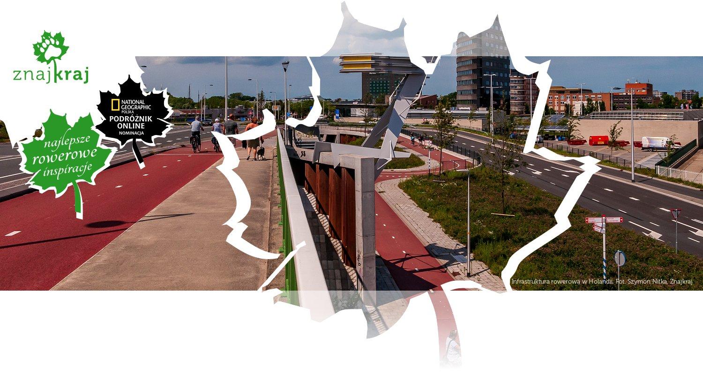 Infrastruktura rowerowa w Holandii