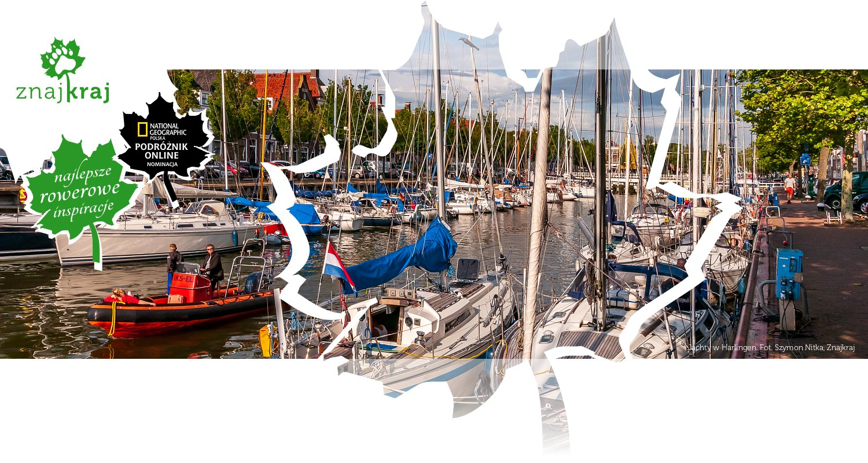 Jachty w Harlingen