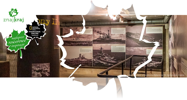 Jedna z ekspozycji w Exploseum w Bydgoszczy