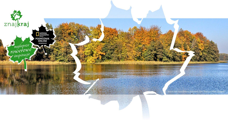 Jesień nad kaszubskimi jeziorami