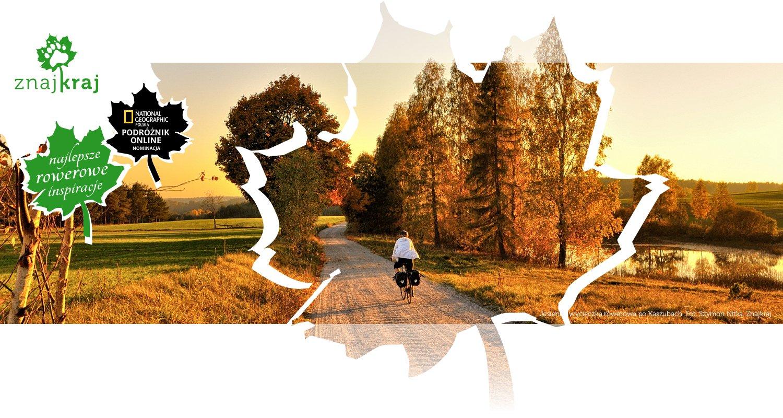 Jesienna wycieczka rowerowa po Kaszubach