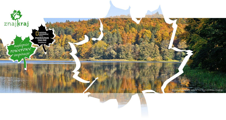 Jesienne kaszubskie jeziora