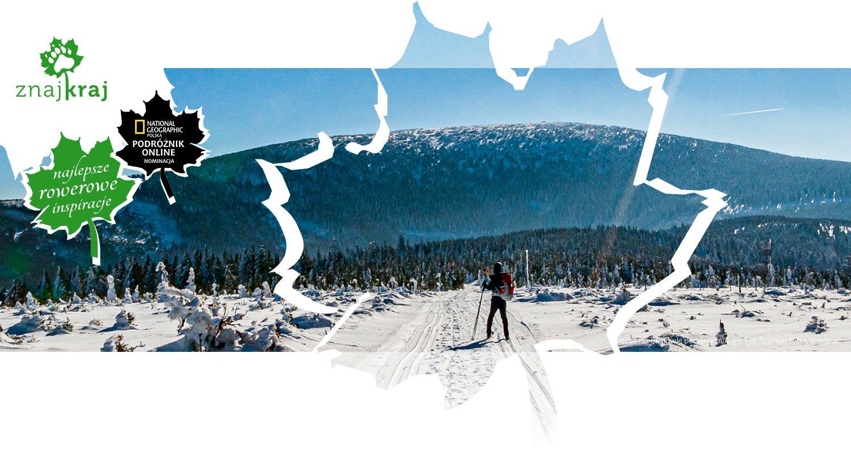 Jeszcze raz biegówki pod Śnieżnikiem