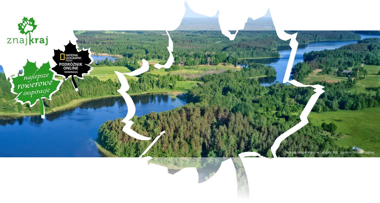 Jeziora koło Agłony w Łatgalii