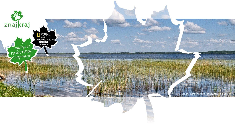 Jezioro Raźno w Łatgalii