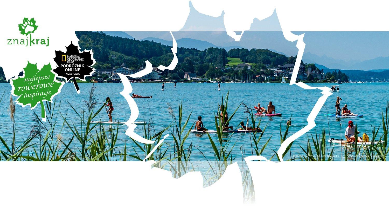 Jezioro Wörthersee w Karyntii