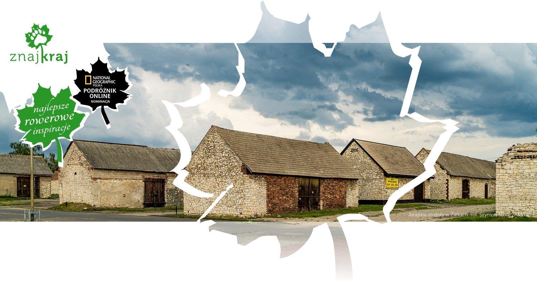 Jurajskie stodoły w Żarkach