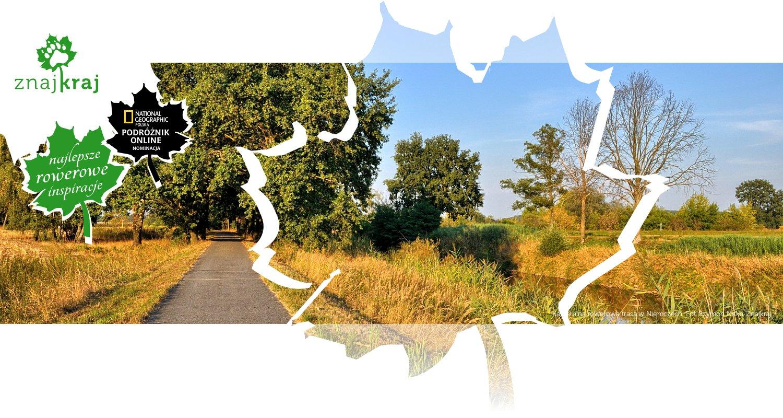 Kameralna rowerowa trasa w Niemczech