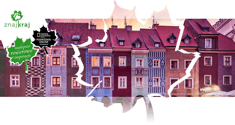 Kamienice na Starym Rynku w Poznaniu
