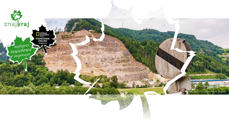 Kamieniołom w Górnej Austrii