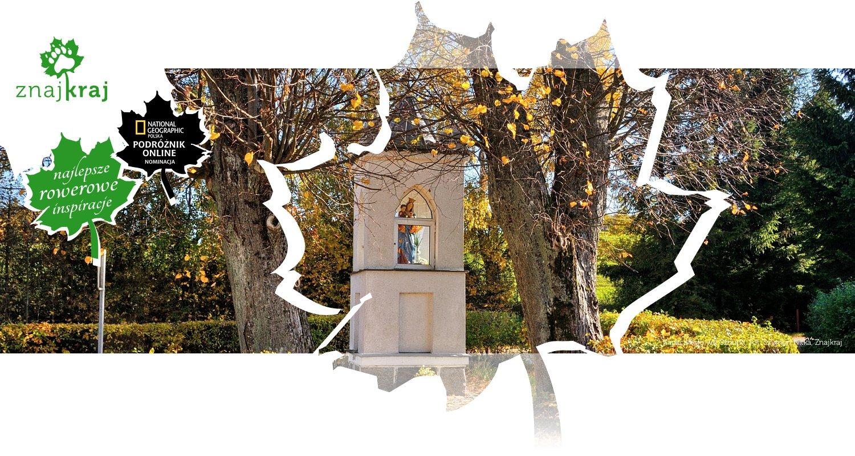 Kaplica koło wsi Sznurki