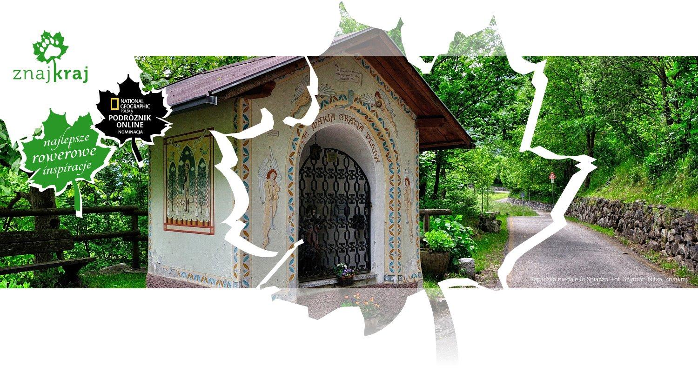 Kapliczka niedaleko Spiazzo