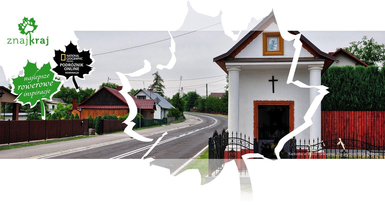 Kapliczka w Wólce Tanewskiej