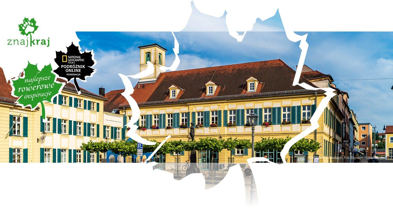 Karlsplatz w Ansbach