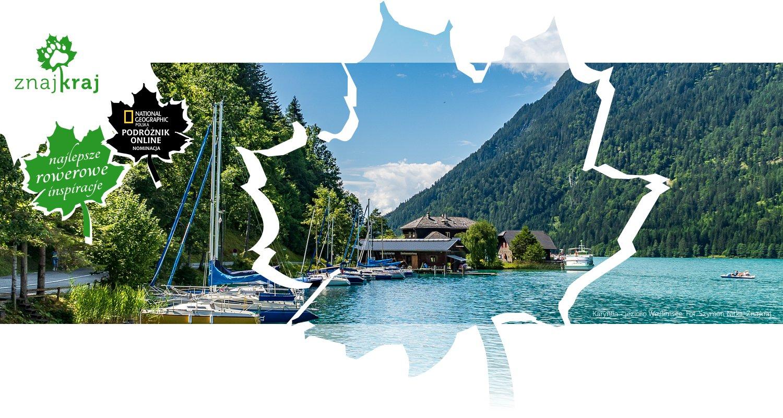 Karyntia - jezioro Weißensee