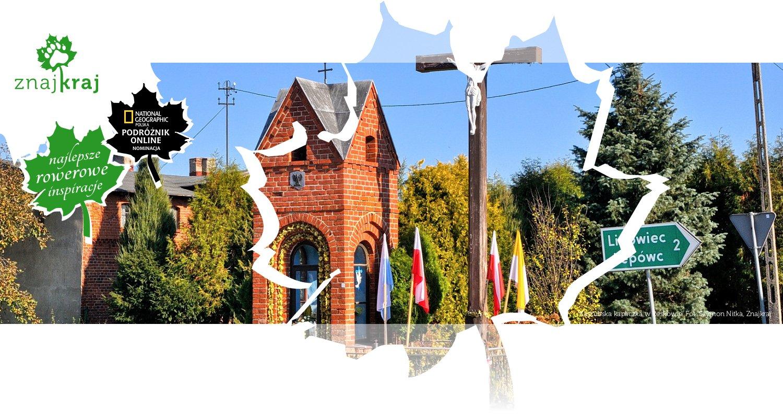 Kaszubska kapliczka w Reskowie