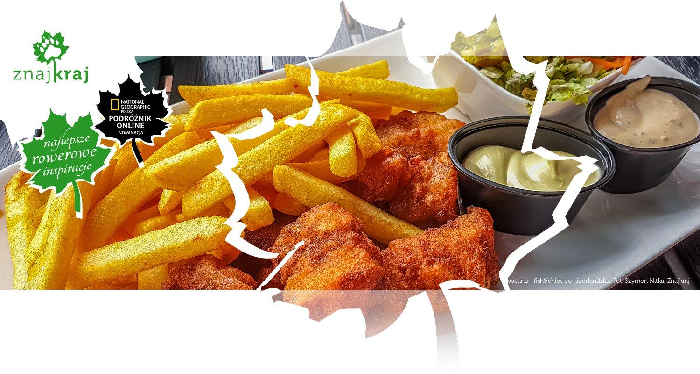 Kibbeling - fish&chips po niderlandzku