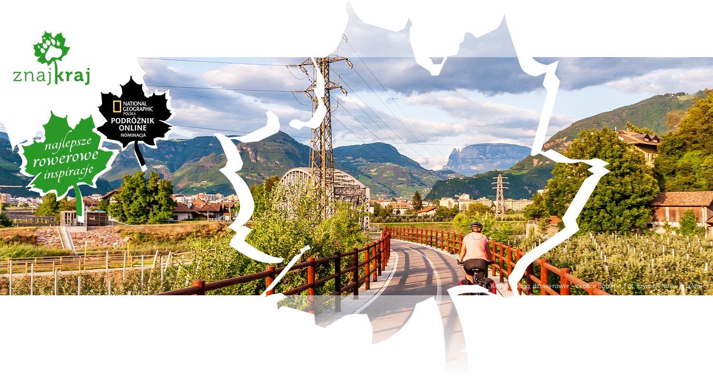Kiedyś pociąg, dzisiaj rower - okolice Bolzano