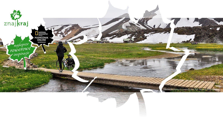Kładka dla pieszych i rowerzystów
