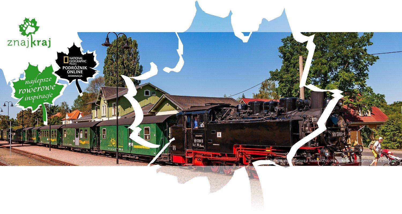 Kolejka wąskotorowa z Radebeul do Moritzburga