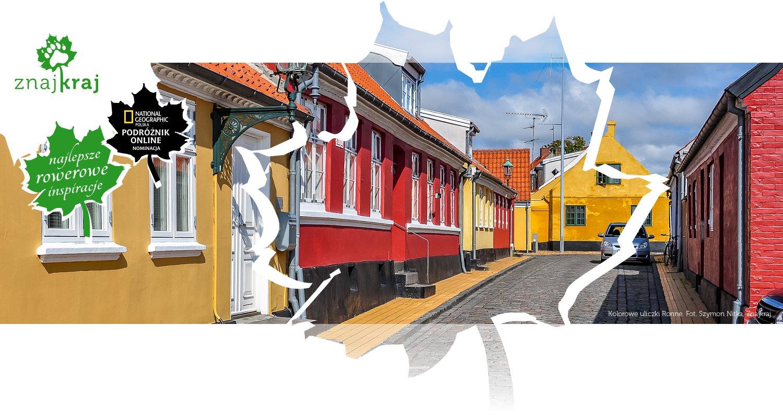 Kolorowe uliczki Ronne