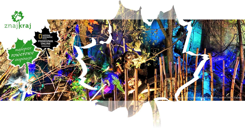 Kolorowy świat Zaczarowanej Chaty w Rudach