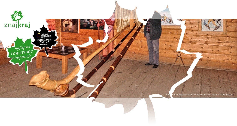 Koncert na rogach górskich w Koniakowie