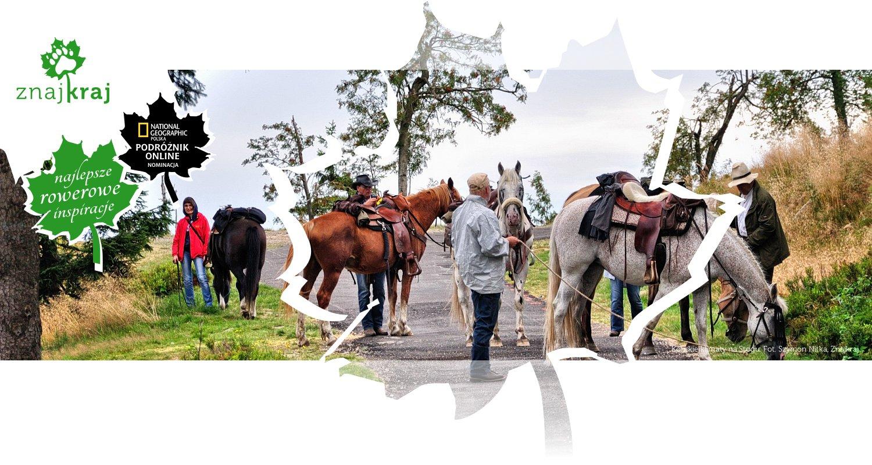 Końskie klimaty na Stogu