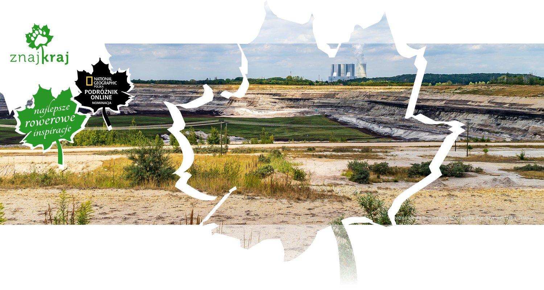 Kopalnia węgla brunatnego koło Lipska