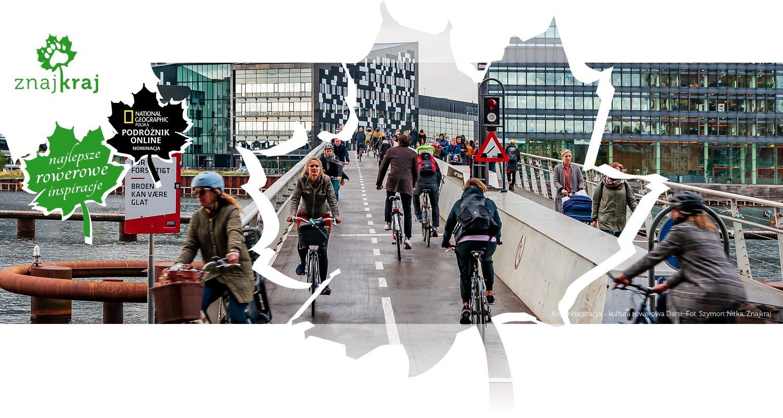 Kopenhagizacja - kultura rowerowa Danii