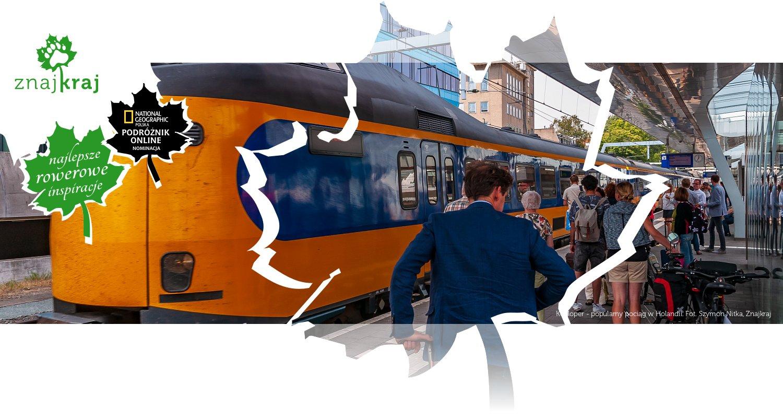 Koploper - popularny pociąg w Holandii