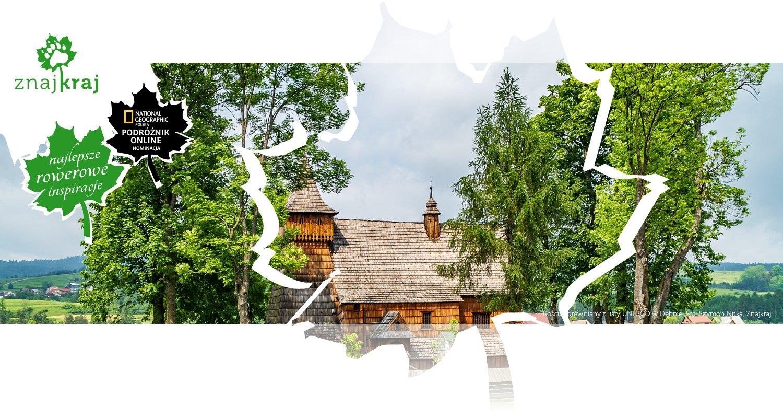 Kościół drewniany z listy UNESCO w Dębnie