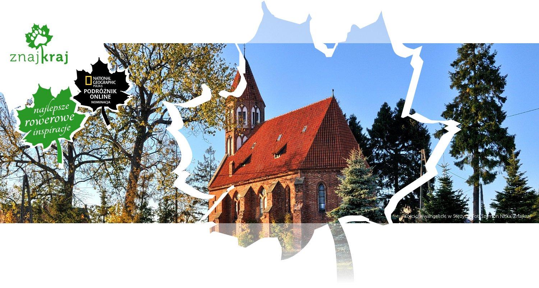 Kościół ewangelicki w Stężycy