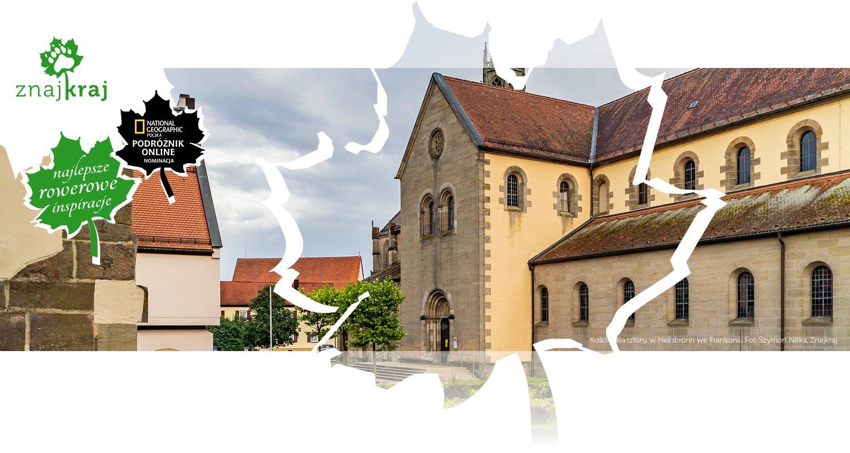 Kościół klasztoru w Heilsbronn we Frankonii
