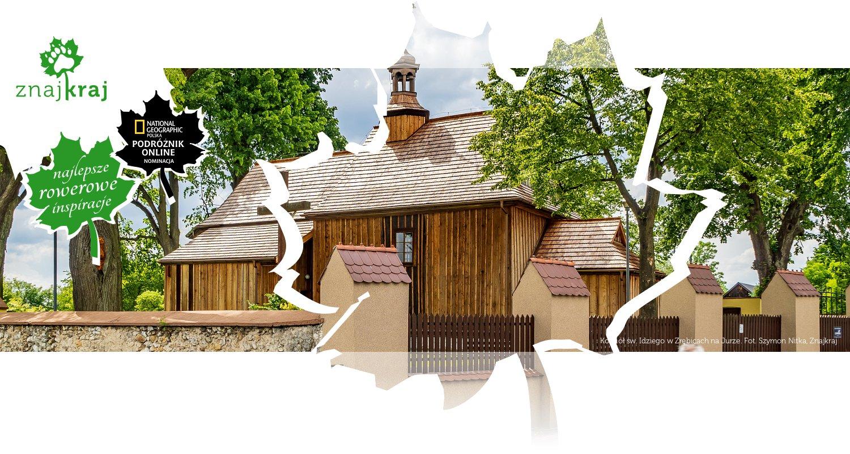 Kościół św. Idziego w Zrębicach na Jurze