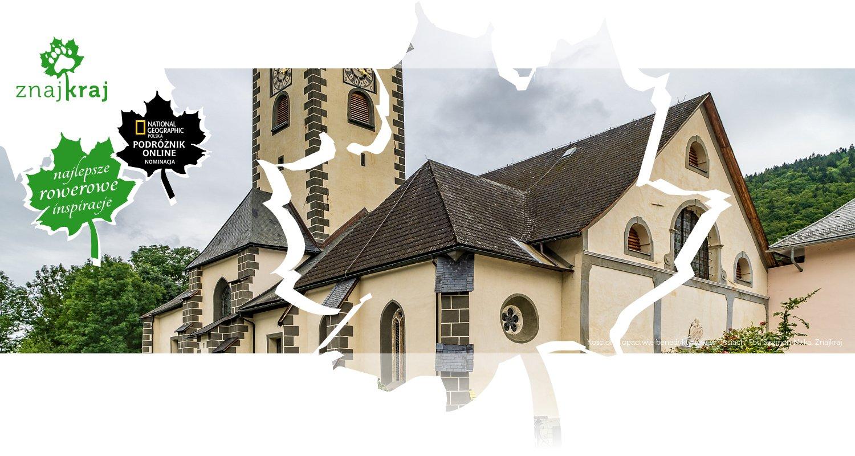 Kościół w opactwie benedyktynów w Ossiach