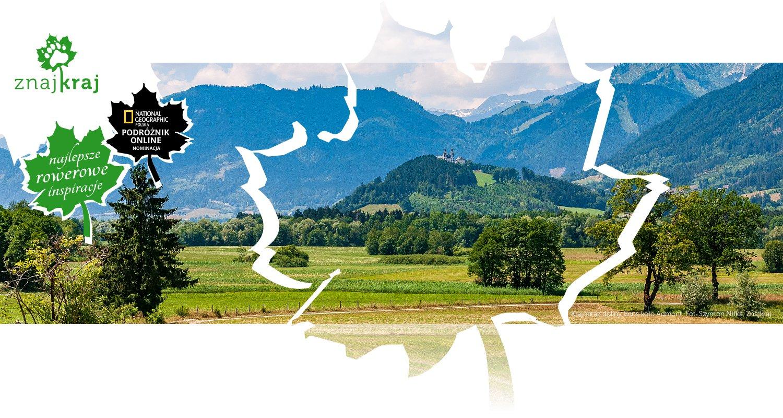 Krajobraz doliny Enns koło Admont