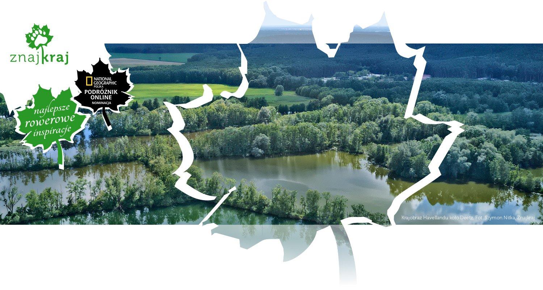 Krajobraz Havellandu koło Deetz