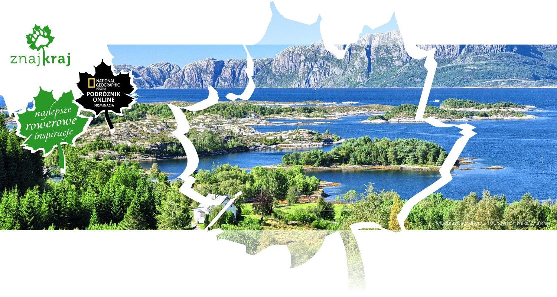 Krajobraz Sognefjordu