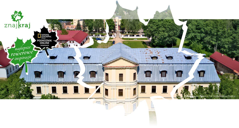 Krāslava - pałac Platerów