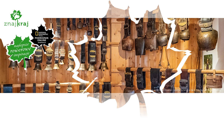 Krowie dzwonki w muzeum regionu Surselva w Ilanz