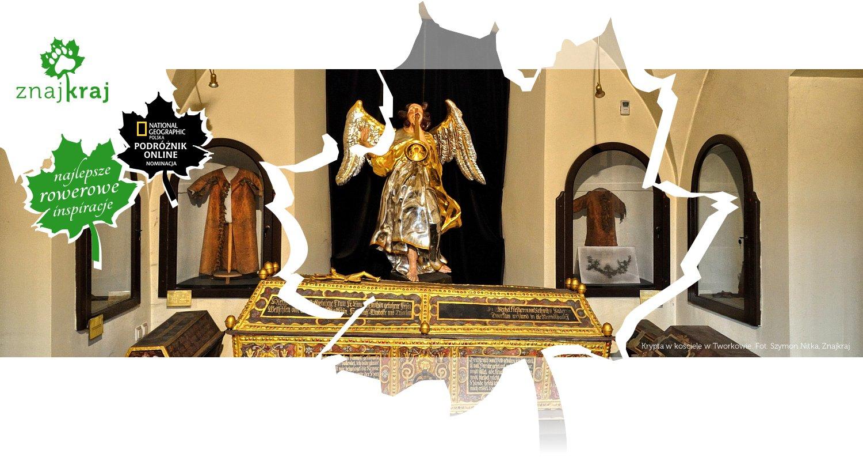 Krypta w kościele w Tworkowie
