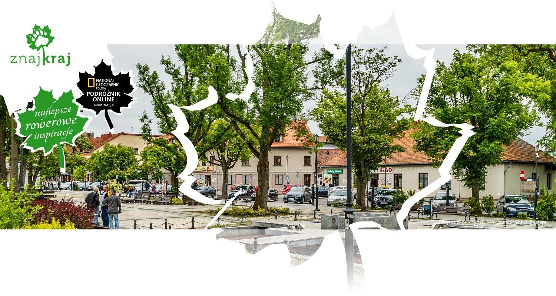 Krzeszowice - rynek