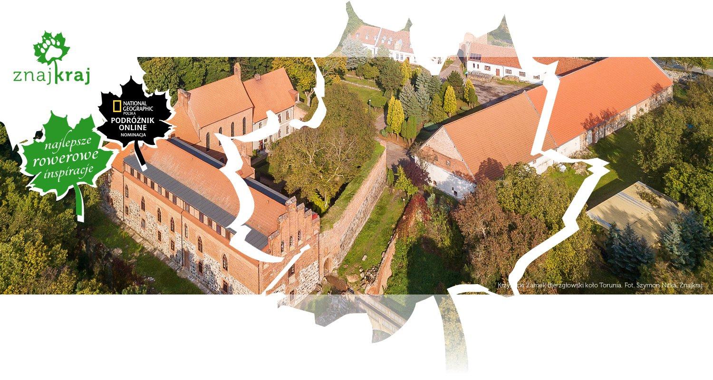 Krzyżacki Zamek Bierzgłowski koło Torunia