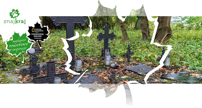 Krzyże na lapidarium w Żeleźnie