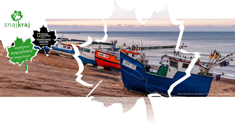 Kutry rybackie w Jarosławcu