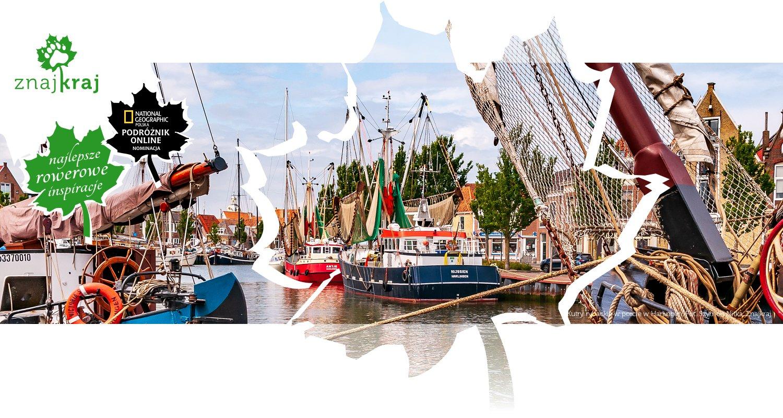 Kutry rybackie w porcie w Harlingen