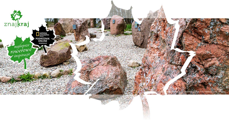 Lapidarium geologiczne na Dylewskiej Górze