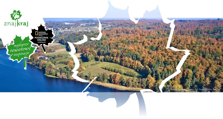 Lasy nad jeziorem Rekowo
